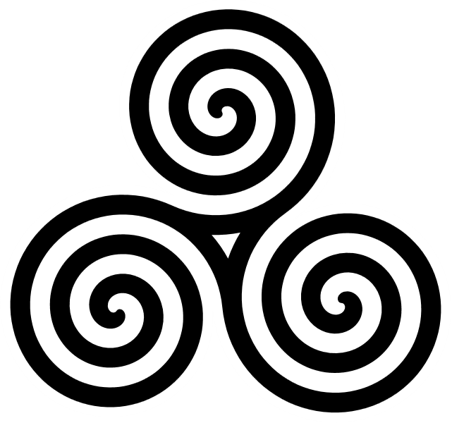 Celtic Symbolism Spiral Of Life